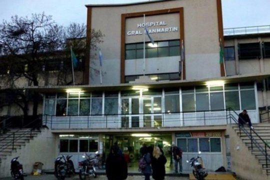 El joven baleado fue operado en el Hospital San Martín