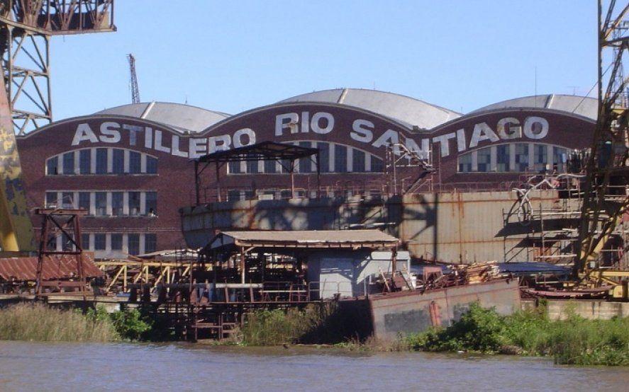 Astillero Río Santiago: paritarias para recuperar beneficios perdidos