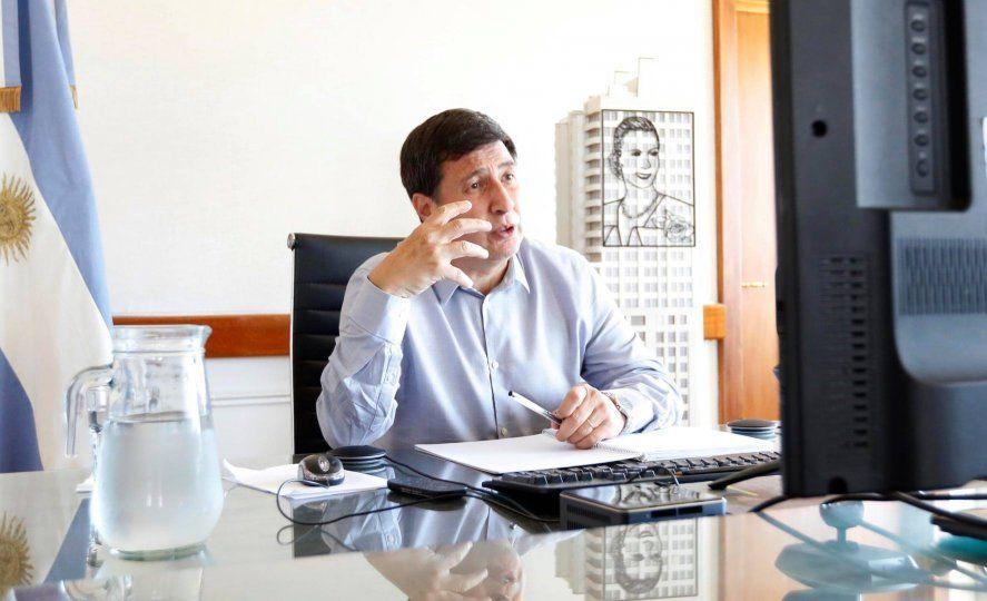 Arroyo negó diferencias con Larroque por el IFE