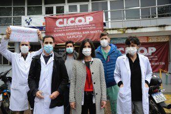 medicos bonaerenses volvieron a rechazar la oferta de la provincia
