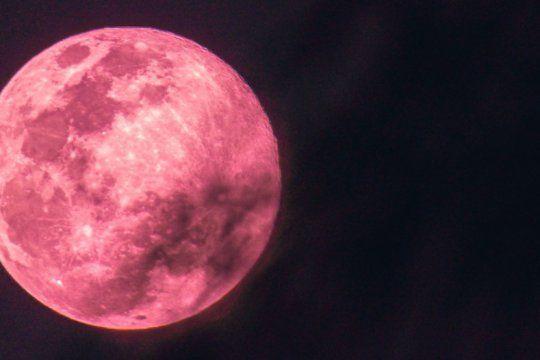 cuando sera la luna de fresa, el segundo eclipse lunar del ano