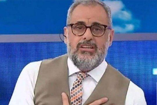 la critica de jorge rial a masterchef celebrity: cocinen con los barbijos puestos