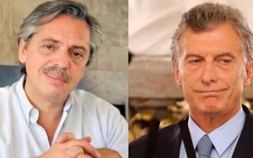Alberto vs Mauricio: el candidato de CFK le saca más de 7 puntos al Presidente