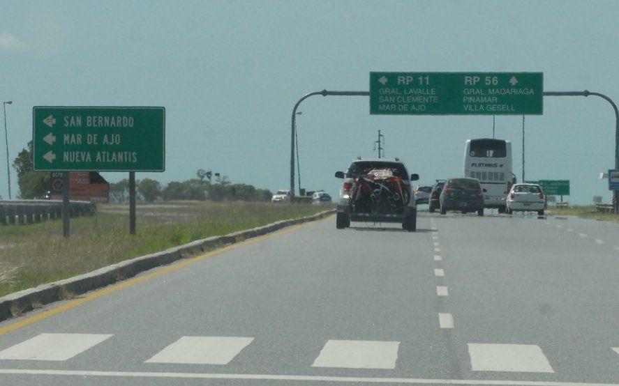 Por obras, rige una restricción de camiones en la Ruta 11 que durará tres meses