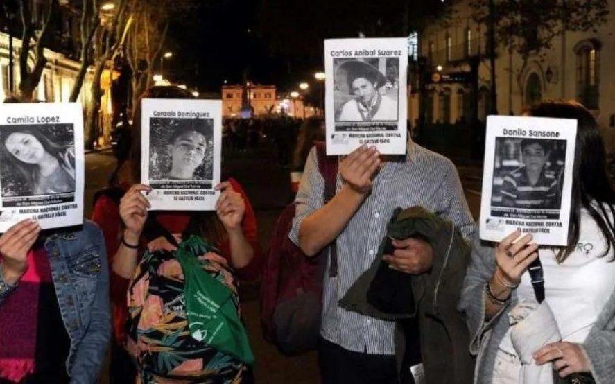 Masacre de Monte: liberaron a dos policías y dictan preventiva a 11 de los imputados
