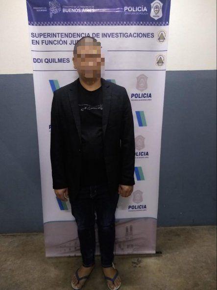El detenido tiene 40 años y es de nacionalidad china