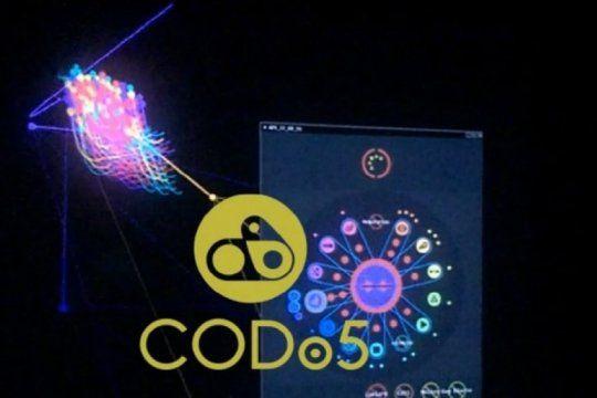 conoce codo5, el software que disenaron alumnos de bellas artes para generar proyecciones en tiempo real