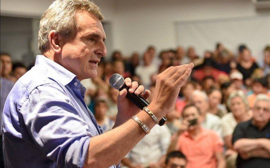 """Un diputado K lanzó un lapidario mensaje a Pichetto: """"No seas ladrón y devolvé la banca del Consejo de la Magistratura"""""""