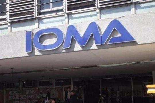 crisis en ioma: medicos cortan por tiempo indeterminado el servicio a los afiliados de la obra social