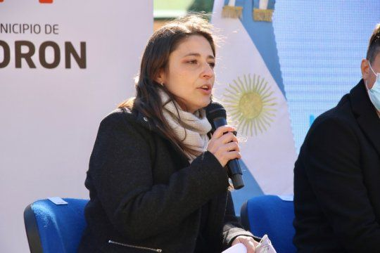 La subsecretaria de Industria de la provincia de Buenos Aires, Mariela Bembi, analizó la situación de la producción en la provincia de Buenos Aires.