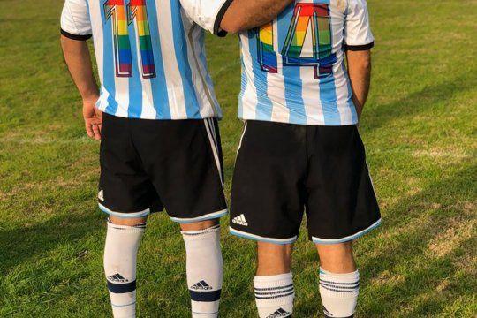 Claudio Blanco es jugador y Coordinador de Los Dogos