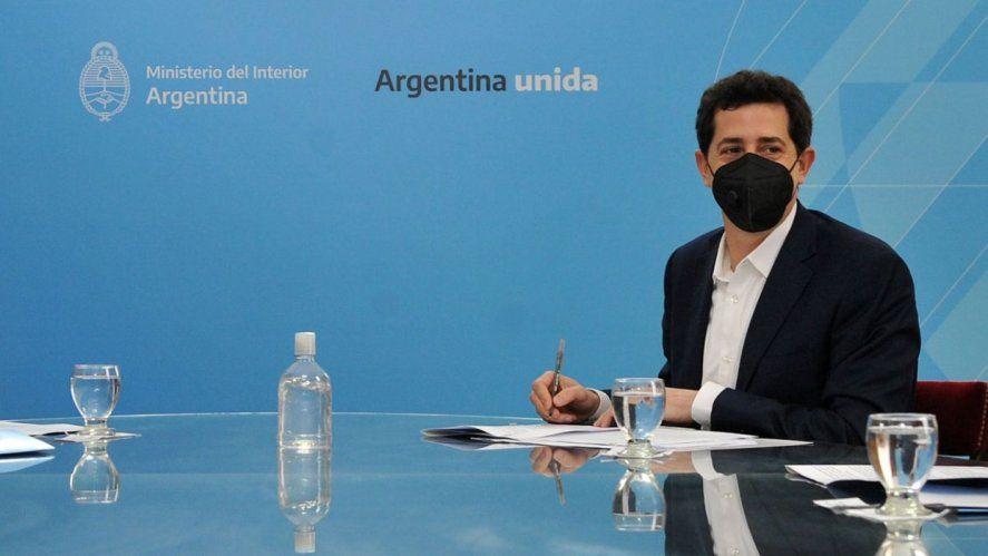 Wado De Pedro firmará un acuerdo con los medios en representación del Gobierno