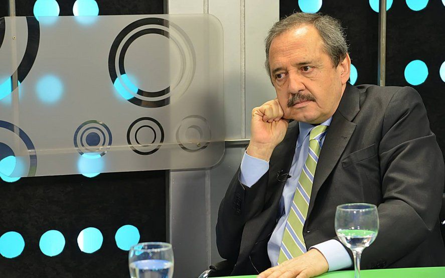 """Alfonsín acusó a dirigentes de la UCR y del PRO de hacer """"terrorismo mediático"""" con los presos y la cuarentena"""