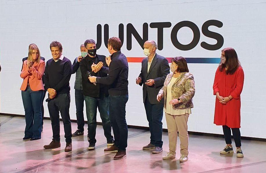 En Vicente López, Juntos arrasó en las PASO