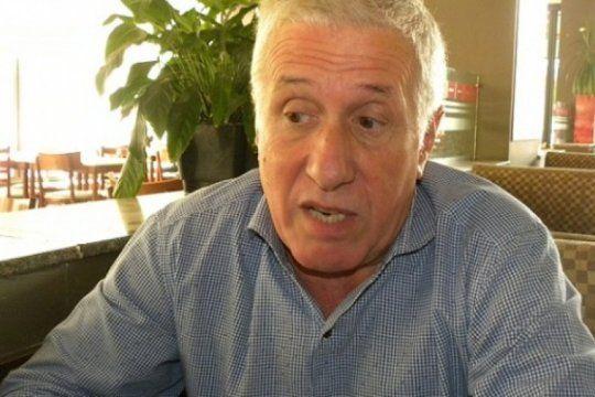 Darío Díaz Pérez, ex intendente de Lanús.