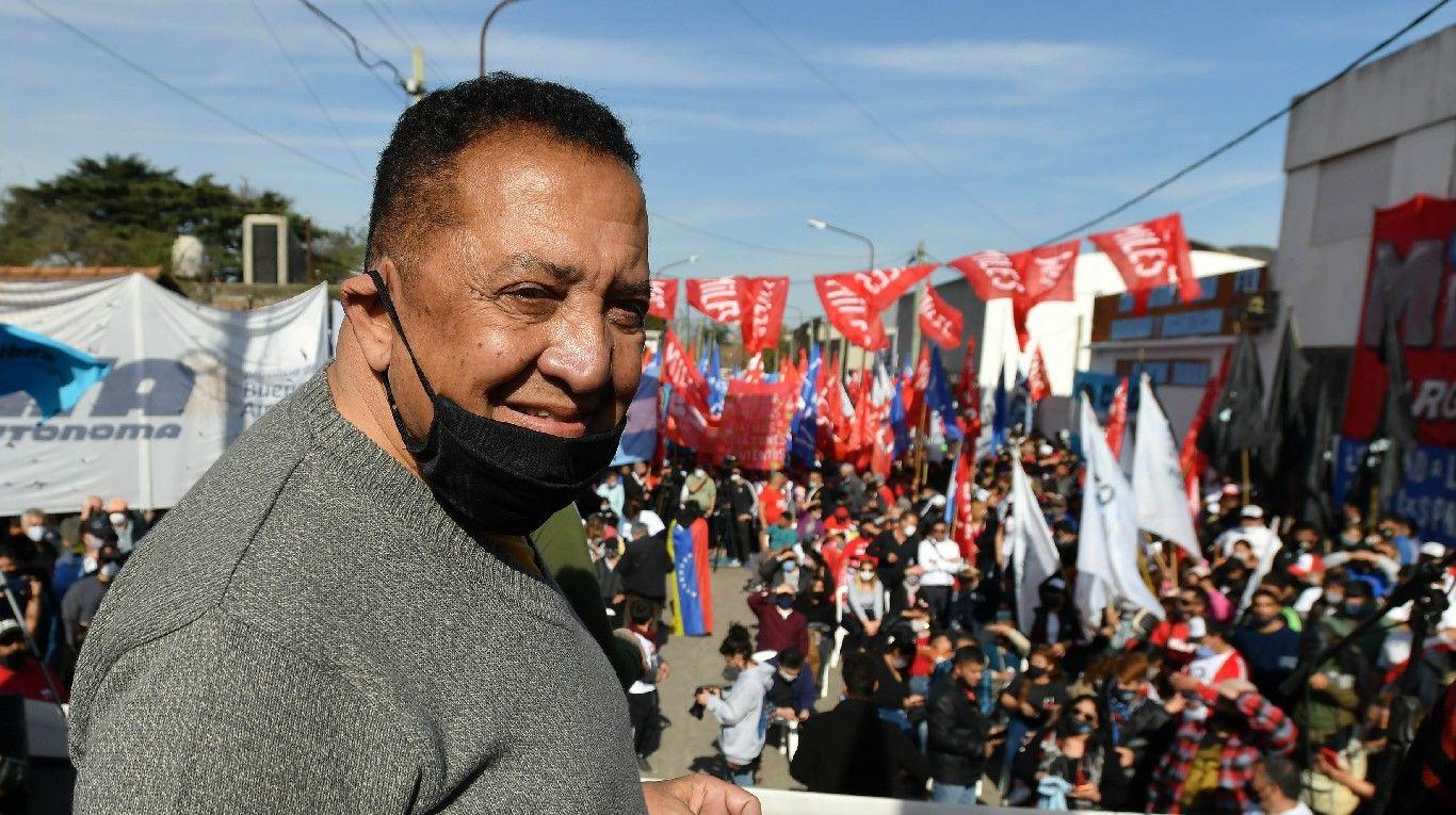 Luis DElía habló con LA CIELO FM 103.5