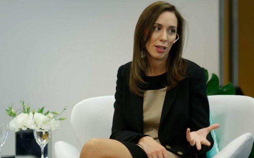 Despegar a la Gobernadora de otra derrota: Vidal no va a Córdoba a apoyar a Negri