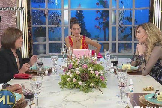 Fátima Florez en la piel de Cristina Kirchner enfrenta a, Patricia Bullrich