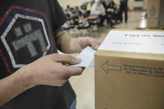 PASO 2021, diferentes tipos de votos