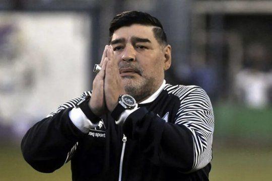 Diego Maradona murió el 25 de noviembre del año pasado en Tigre