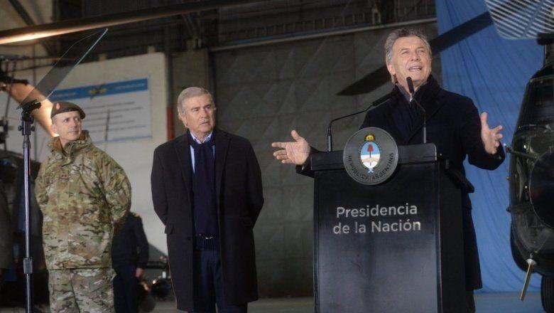 """El decreto de Macri para que las FFAA intervengan en Seguridad Interior podría derogarse por """"ilegal"""""""