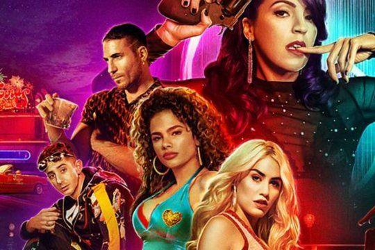 El contenido que protagoniza Lali Espósito ya está disponible en Netflix.