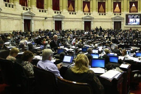 Congreso de la Nación: diputadas nacionales se unieron para combatir la violencia de género.