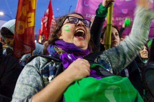 Un corto documental sobre la lucha feminista por la legalización del aborto