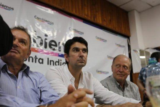 DAmico, principal referente de Cambiemos. Foto de El Regional Costero