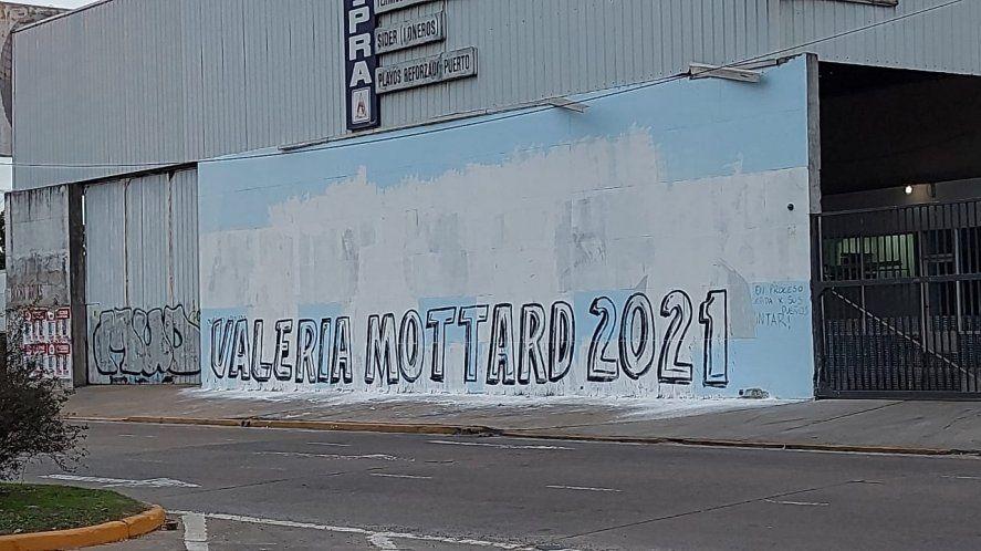 La Matanza: candidata PRO tapó un mural de Maradona