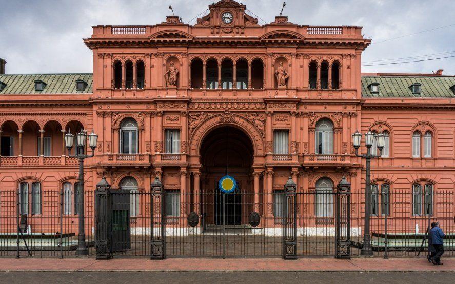 Un hombre armado quiso ingresar a la Casa Rosada y pidió hablar con Macri