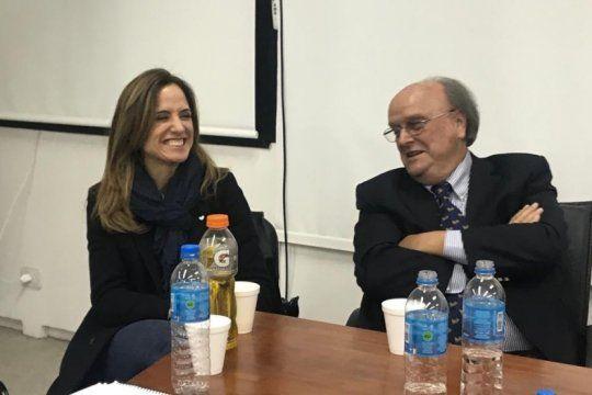 tolosa paz critico la falta de politicas de empleo del municipio en un encuentro con pymes