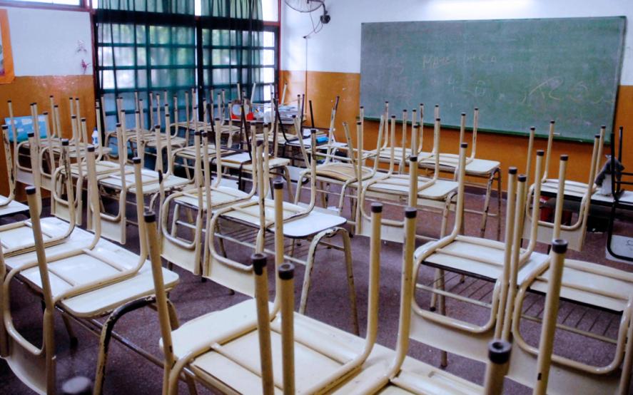 No arrancan las clases: CTERA lanza un paro de 72 horas desde el miércoles
