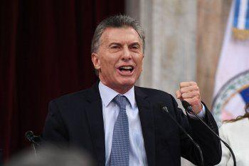 Macri cuestionó a la cuarentena tras ser operado en el Sanatorio Otamendi