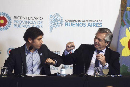Alberto Fernández compartirá un acto con Kiciilof e Insaurralde
