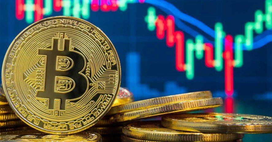 Estrepitosa caída del Bitcoin y el dólar blue gana terreno