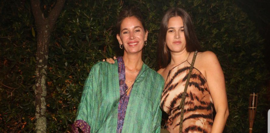 Las hermanas Dolores y Bernardita Barreiro. El nombre de su hermana y su esposa es el mismo y eso provocó la confusión