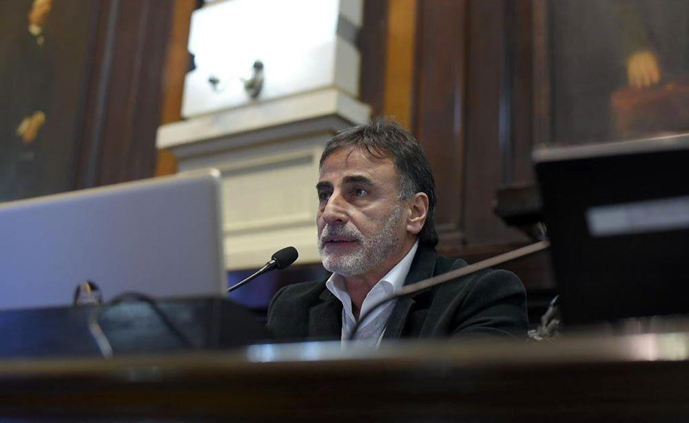 Ruben Eslaiman, vicepresidente II de Diputados, pidió la renuncia de todo el gabinete tras la derrota en las elecciones.