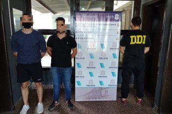 Los dos detenidos en Arrecifes tienen 24 y 27 años
