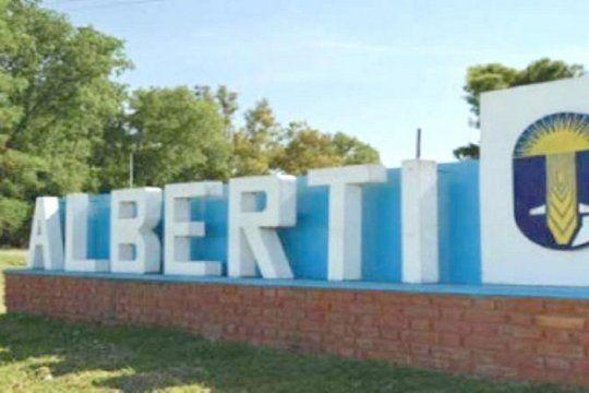 El robo fue en la calle Riobamba al 26 en Alberti