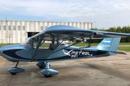 la unlp ayudara a construir el primer avion electrico del pais