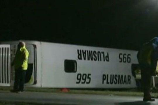 Chascomús: Investigan si iban más pasajeros de los permitidos por el protocolo Covid