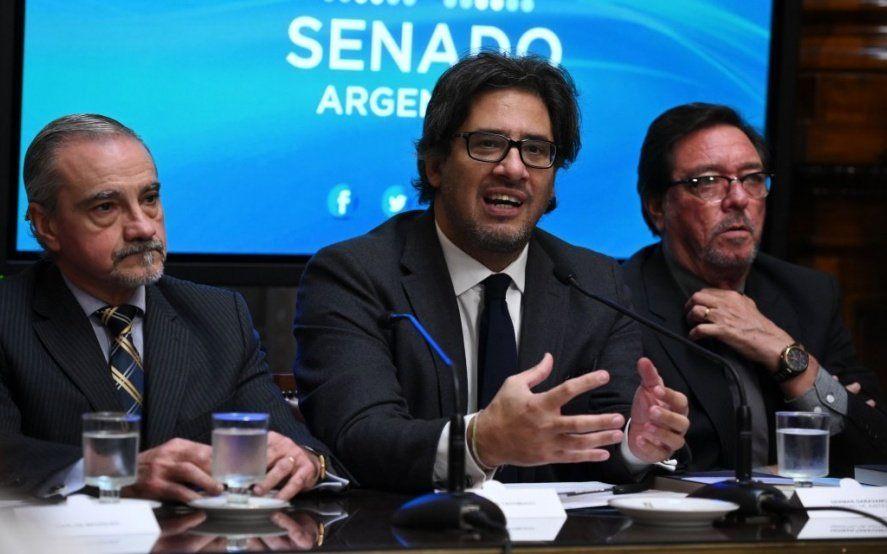 """Garavano presentó el nuevo Código Penal e instó a los legisladores a dar un """"debate plural"""" para aprobarlo"""