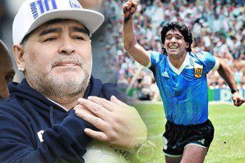 El fútbol en shock: falleció Diego Maradona.