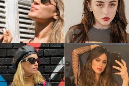 girl power: tini stoessel, jimena baron, lali esposito y nicki nicole lideran las tendencias musicales en youtube