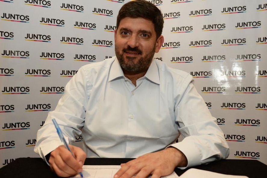 Diego Robbiani, el precandidato PRO de la séptima sección en las elecciones legislativas 2021.