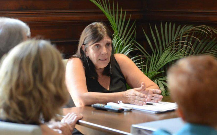 Teresa García: Tenemos que prepararnos para convivir con esta flexibilización de hecho