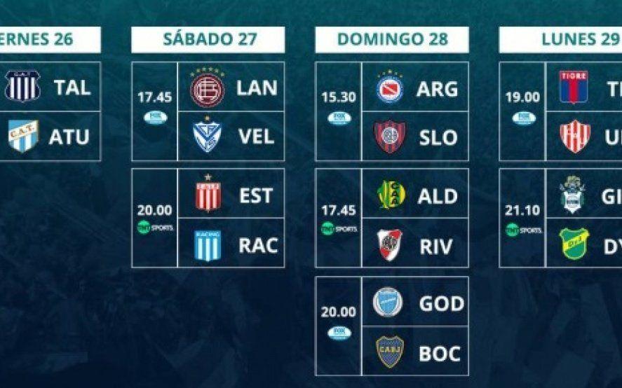 Arrancan los octavos de la Copa Superliga: conocé días, horarios y canales