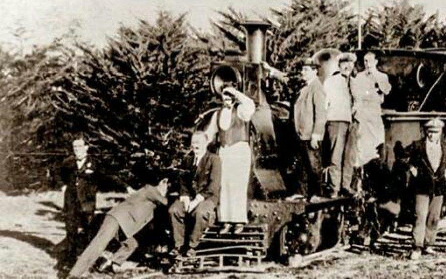 En Sierra de la Ventana buscan recuperar el histórico paseo de La Trochita