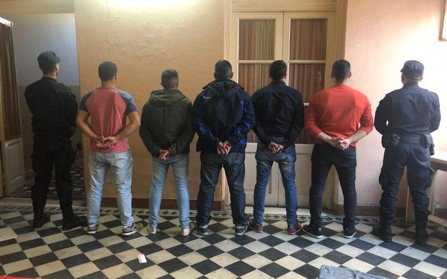 San Miguel del Monte: ya son siete los policías detenidos por la persecución ilegal que terminó con cuatro muertos